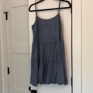 Blue Sun Dress